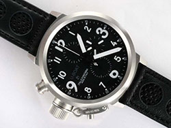 u-boat flightdeck replica watches