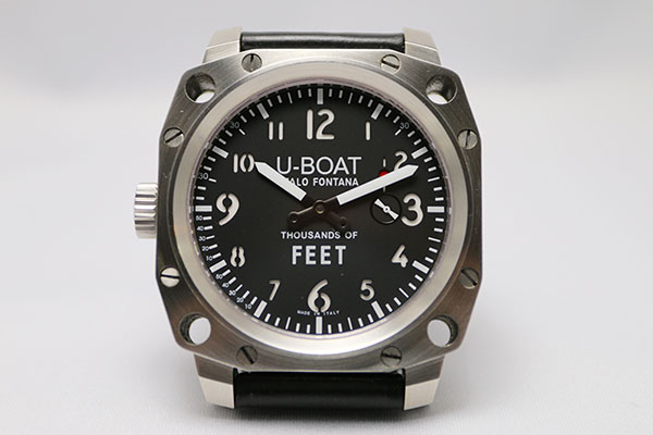 U-Boat thousands of Feet watches